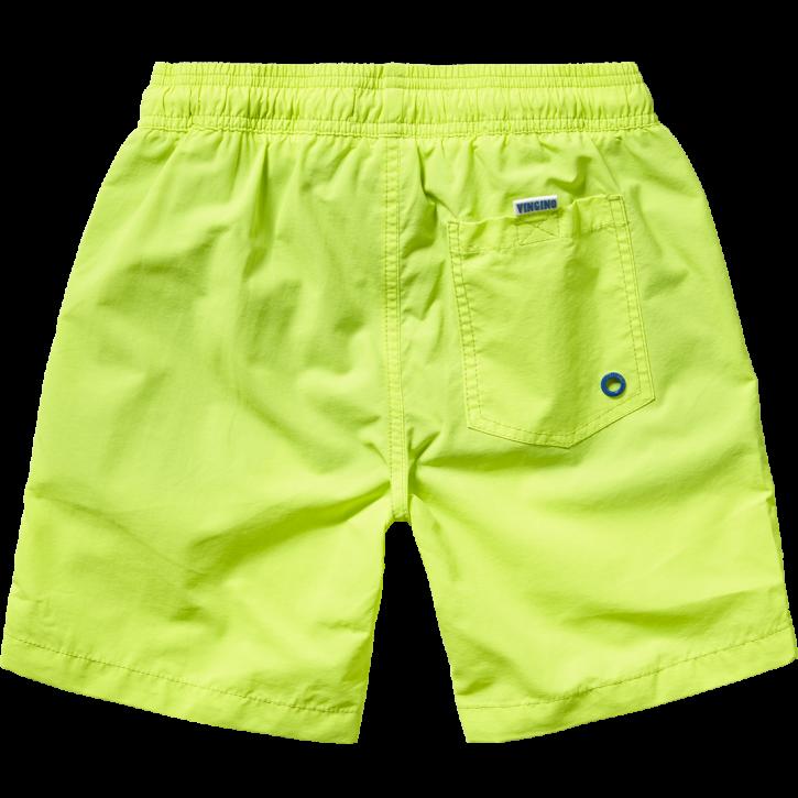 Vingino Bade-Bermuda/Shorts Yulian neon gelb