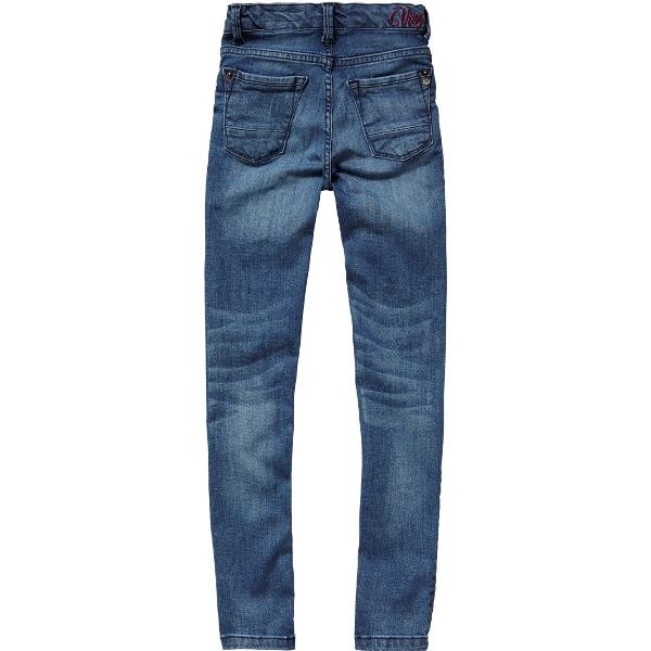 Vingino Super-Skinny-fit Flex-Jeans BARBARA electric blue