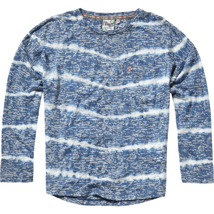 Vingino Langarm-Shirt/Longsleeve JOYCE blue blush