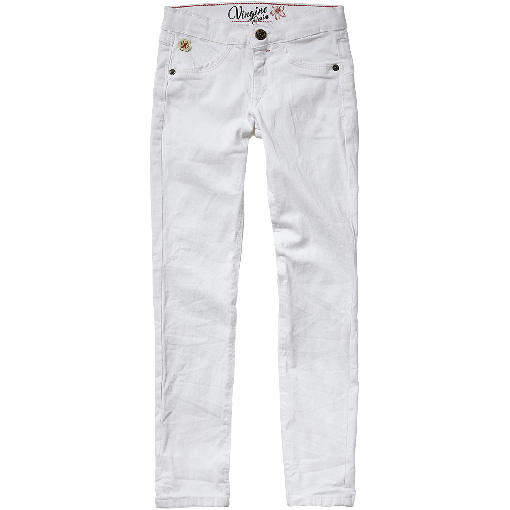 Vingino denim BABEAU real white