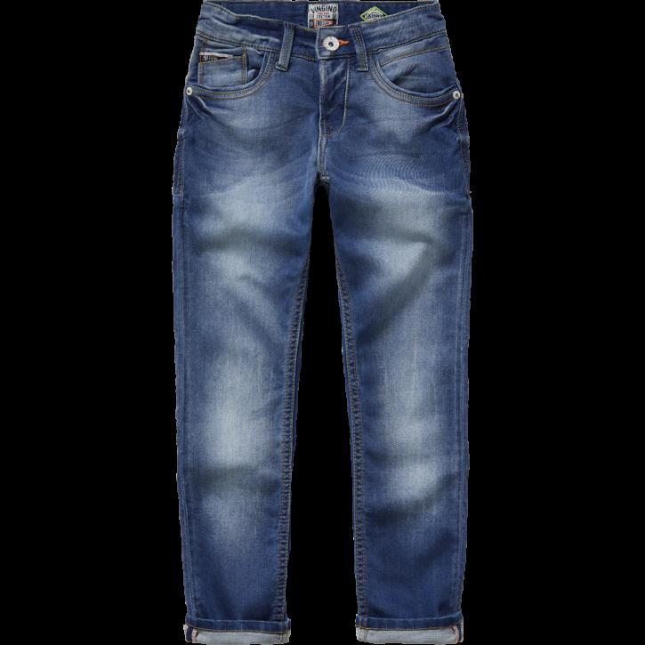 Vingino Jungs Skinny Jog Jeans ARNOUT cruzial blue