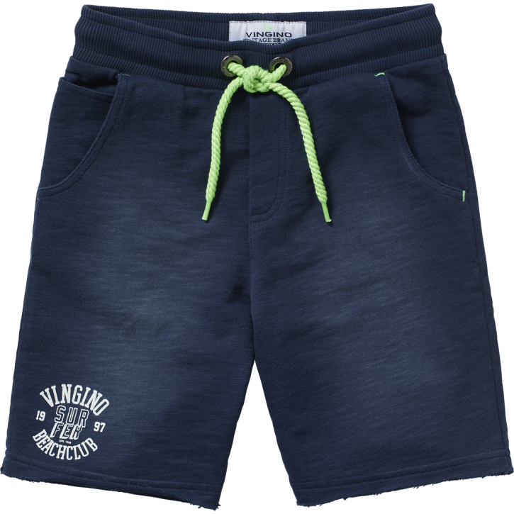 Vingino Sweat-Bermudas/Shorts RENZO dark blue