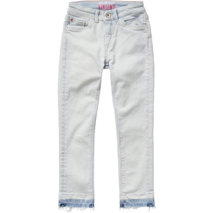 Vingino super Skinny Jeans BONAIRE snow bleach