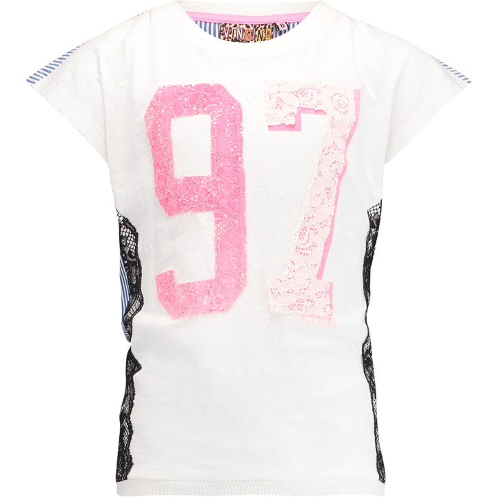 Vingino T-Shirt JESS real white