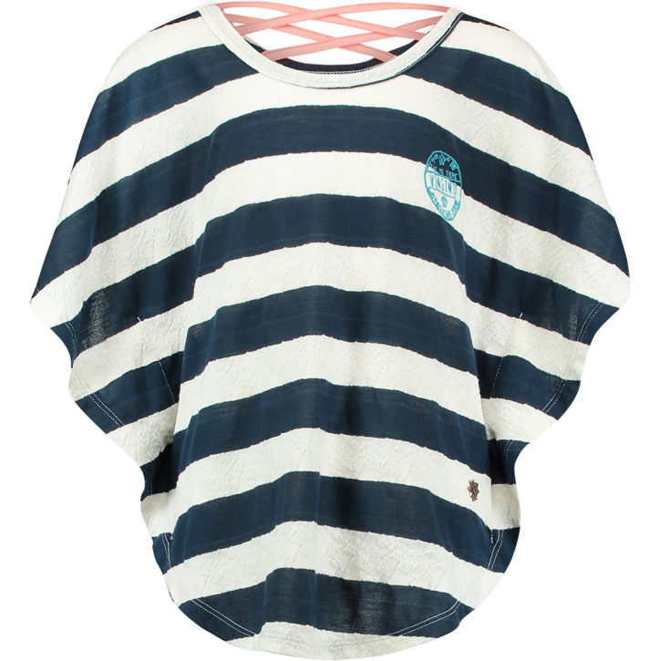 Vingino T-Shirt / Butterfly-Shirt INDRA dark blue