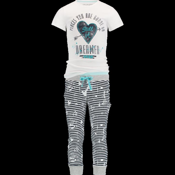 Vingino Schlafanzug/Pyjama WOLIENE SET dark blue