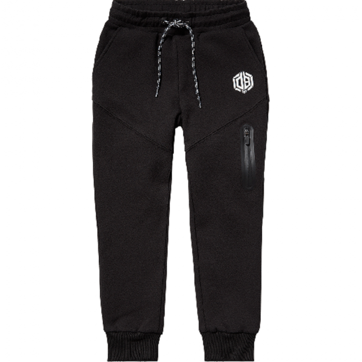 Vingino Slimfit Sweat-Hose RATTAR deep black
