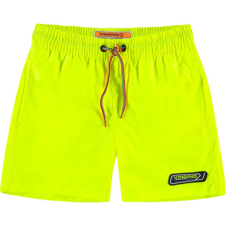 Vingino Bade-Bermuda/Shorts XIVO neon yellow