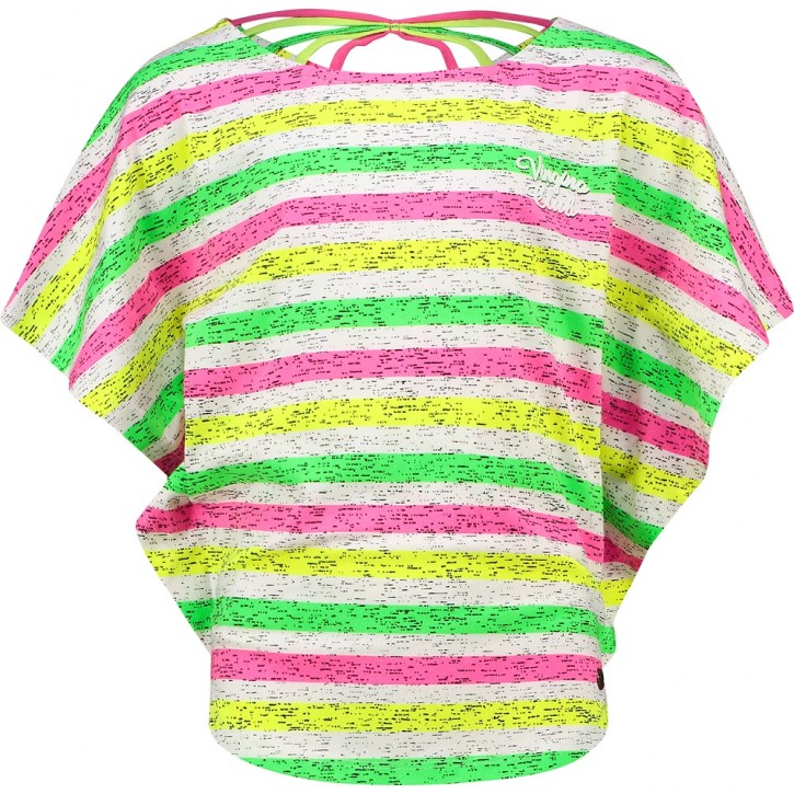 Vingino Butterfly-Shirt / T-Shirt ILENE neon pink