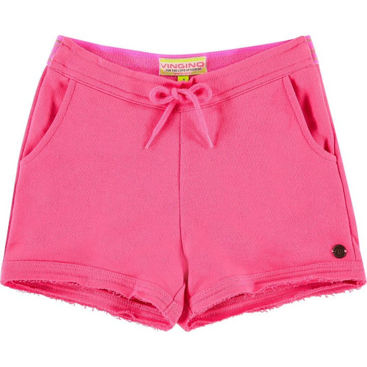 Vingino Sweat-Shorts RASHELLA neon pink