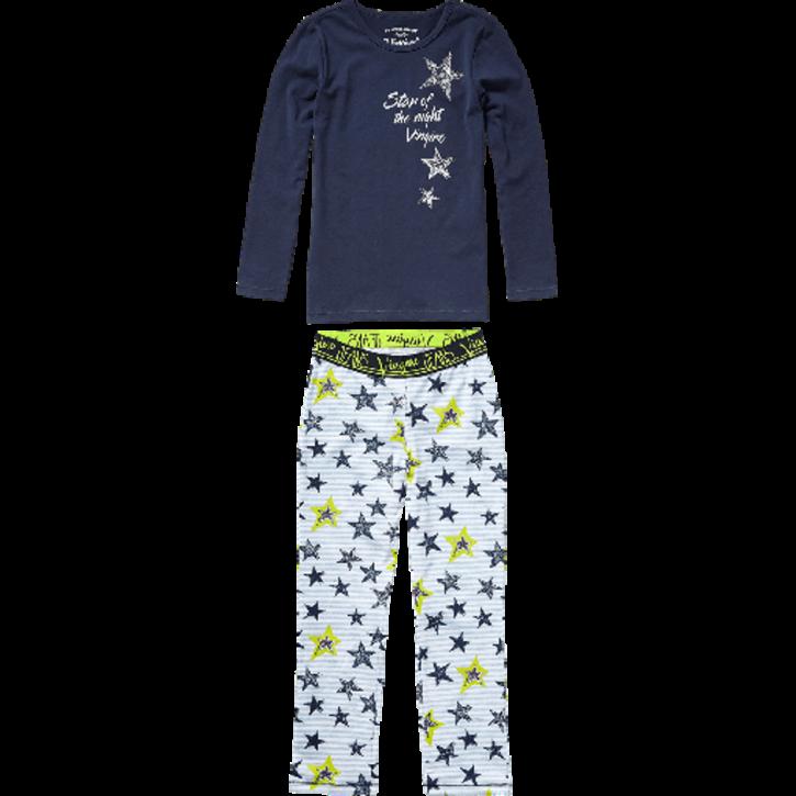 Vingino Schlafanzug/Pyjama WEYLA SET real white