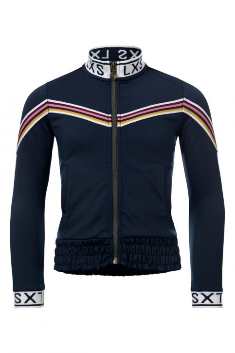 LOOXS REVOLUTION Sweat-Jacke oxford blue