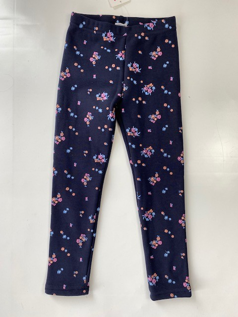 Topo Legging Thermo-Legging BLUMEN navy