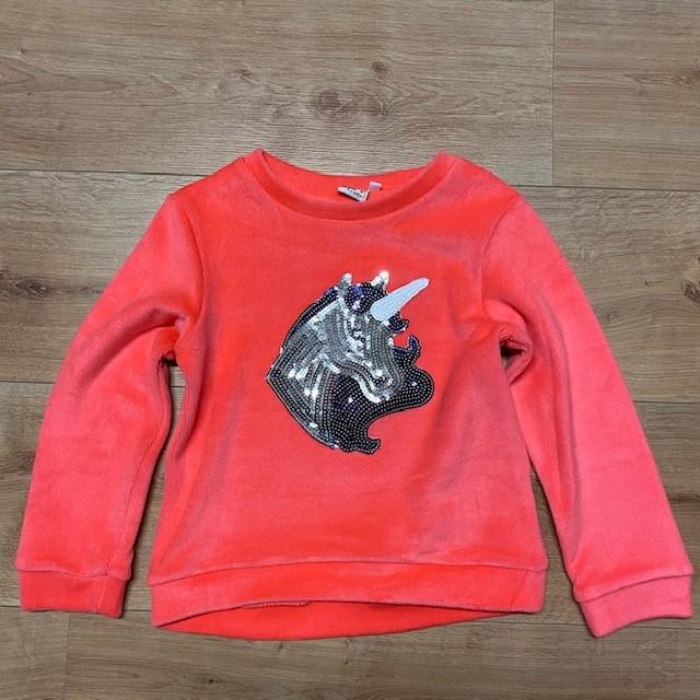 Topo Pullover Nicki EINHORN pink