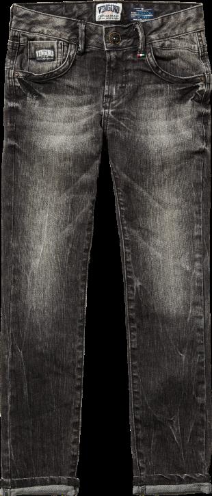 Vingino Skinny Stretch Jeans ARBALOA black denim