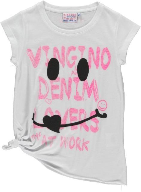 Vingino T-Shirt HYWA real white