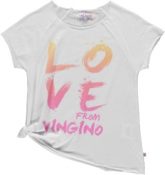 Vingino T-Shirt JANSIEN real white