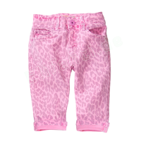 Vingino Leo-coloured-Jeans Capri KEZIA pink