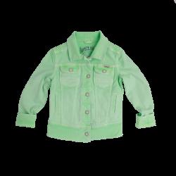 Vingino Jeans Jacke MARLIZE neon grün