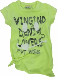 Vingino T-Shirt HYWA neon yellow