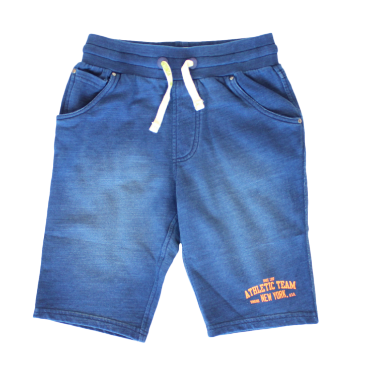 Vingino Sweat Bermuda RON light indigo
