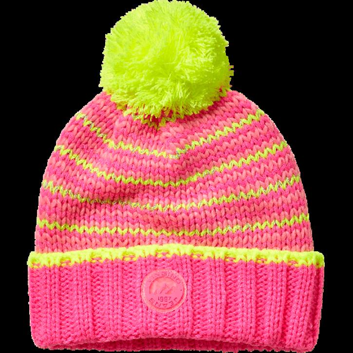 Vingino Winter-Mütze / Beanie VAISA neon pink