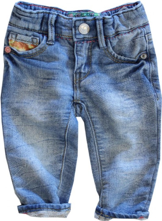 Vingino Mini Girls Jeans ANJA denim
