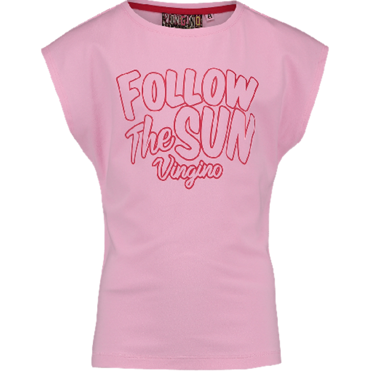 Vingino T-Shirt/Top GWENDRA candy pink