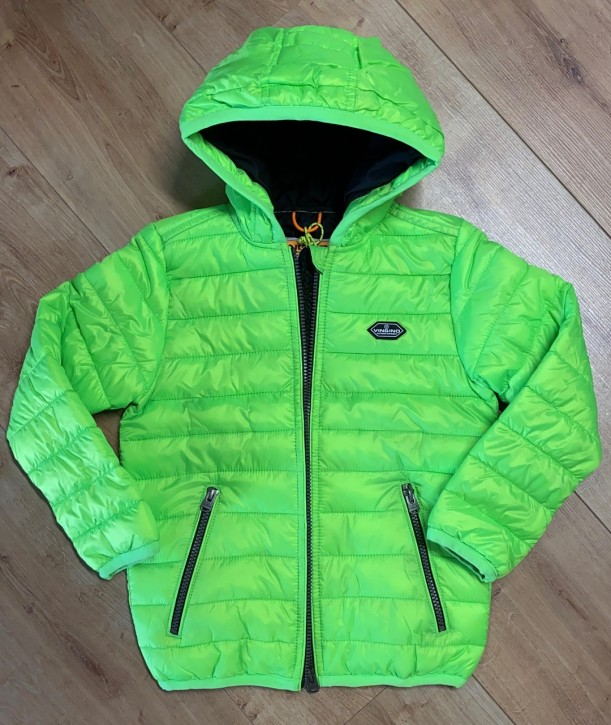 Vingino Stepp-Jacke TYMON neon green