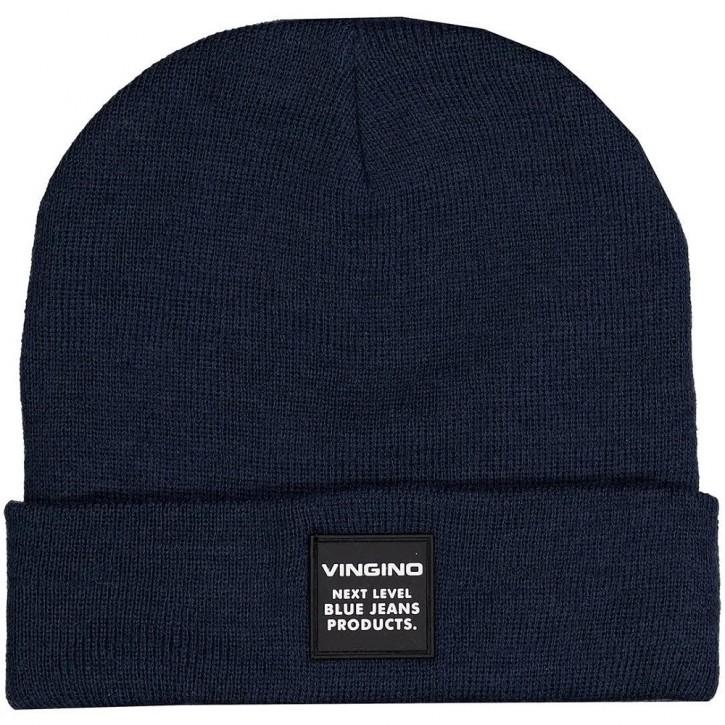 Vingino Winter-Mütze / Beanie VASTIN dark blue