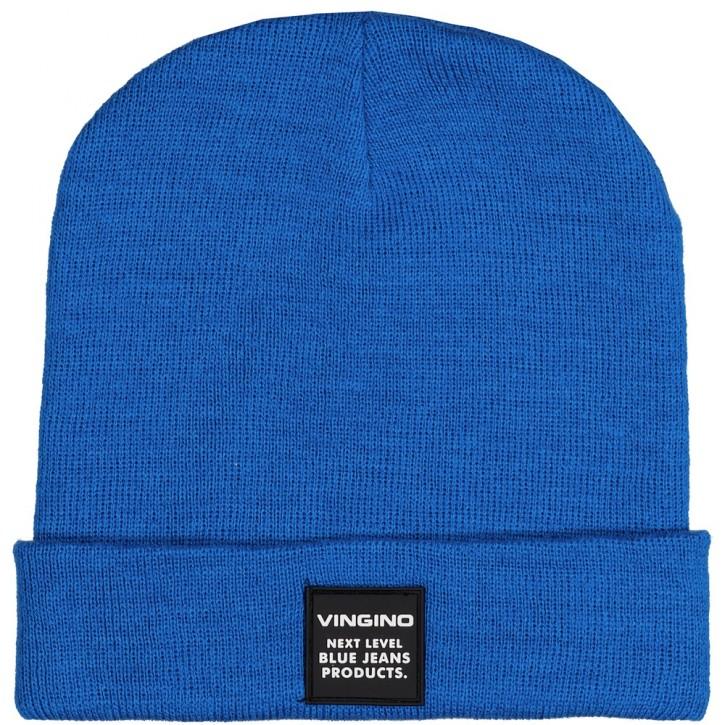 Vingino Winter-Mütze / Beanie VASTIN ibiza blue