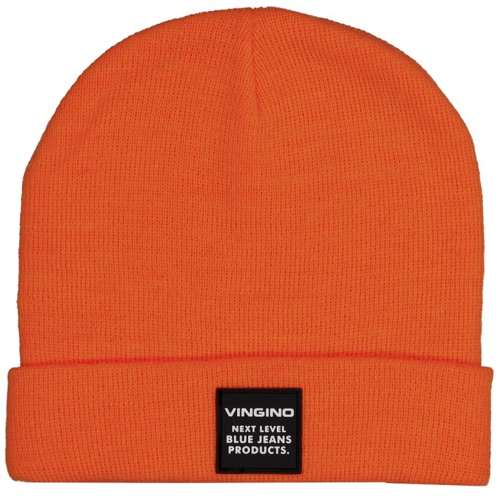 Vingino Winter-Mütze / Beanie VASTIN neon orange