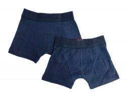 Vingino Basic Boxer/Short 2er-Pack navy