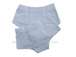 Vingino Basic Short Girls 2er-Pack weiß