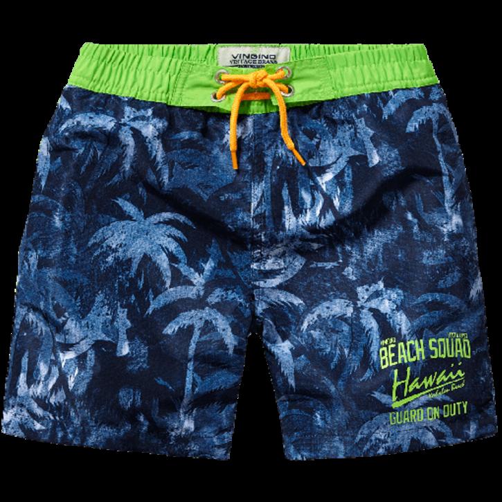 Vingino Bade-Bermuda/Shorts YANU multicolor blue