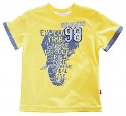 Whoopi T-Shirt gelb