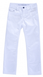 Whoopi Jeans weiss