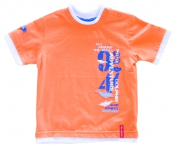 Whoopi T-Shirt orange