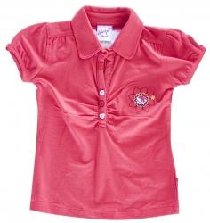 Whoopi Polo-Shirt rot