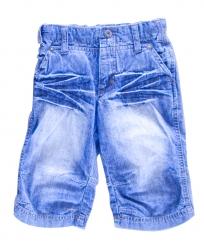 Whoopi Bermuda Jeans denim