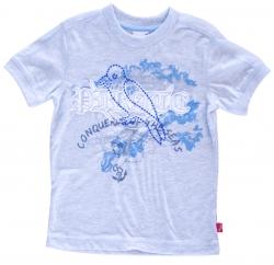 Whoopi T-Shirt grau-melange