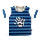Ducky Beau T-Shirt Streifen blau