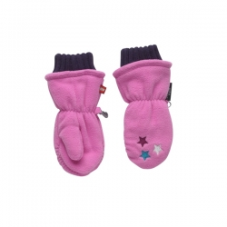 Lego Wear Duplo Girl Fleece-Handschuhe pink