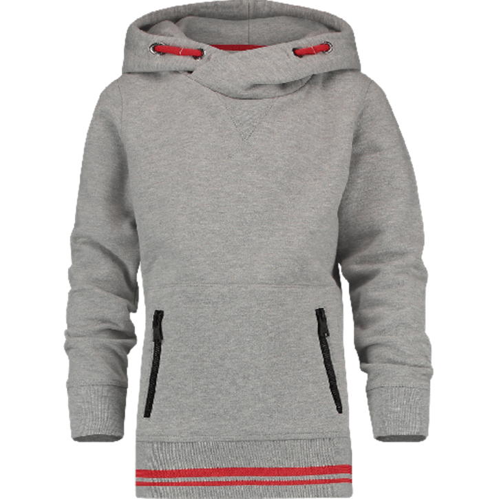 Vingino Kapuzen-Sweat-Shirt / Hoodie NAVENO grey mele