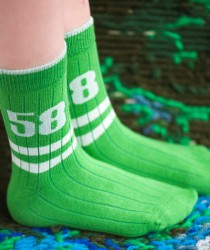 Bonnie Doon Socken FIFTY EIGHT grün