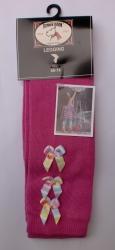 Bonnie Doon Baby Capri-Legging Rainbow pink