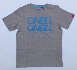 O´Neill T-Shirt silver mele