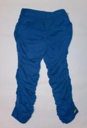 Carbone Raff-Legging blau