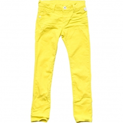 CKS coloured Jeans VOLUME spike yellow