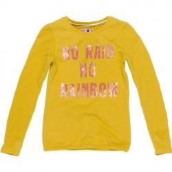 CKS Langarm-Shirt/Longsleeve SUNSHINE rock'n gold